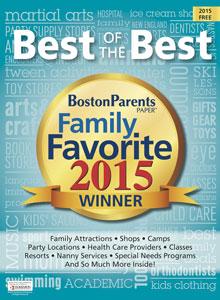"BOSTON PARENTS PAPER, 2015     ""Top 10 Ice Cream Places in Massachusetts in 2015"""