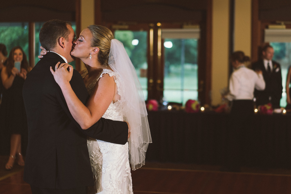 Dayton Wedding Photographer - First Dance