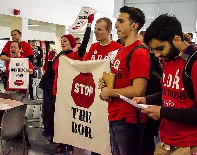 Defending CT Public Higher Education