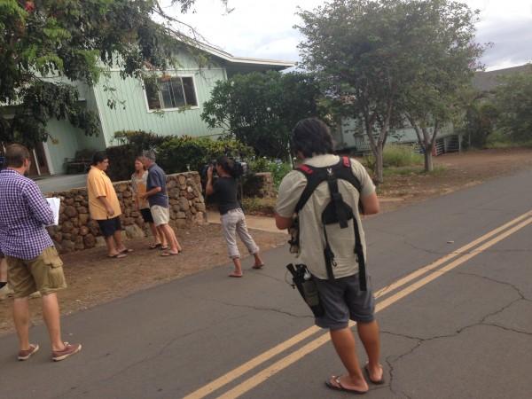 Kehala filming2