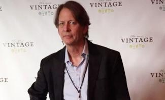 Winemaker Rob Newsom