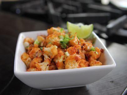 The Pioneer Woman  Spicy Cauliflower Stir-Fry