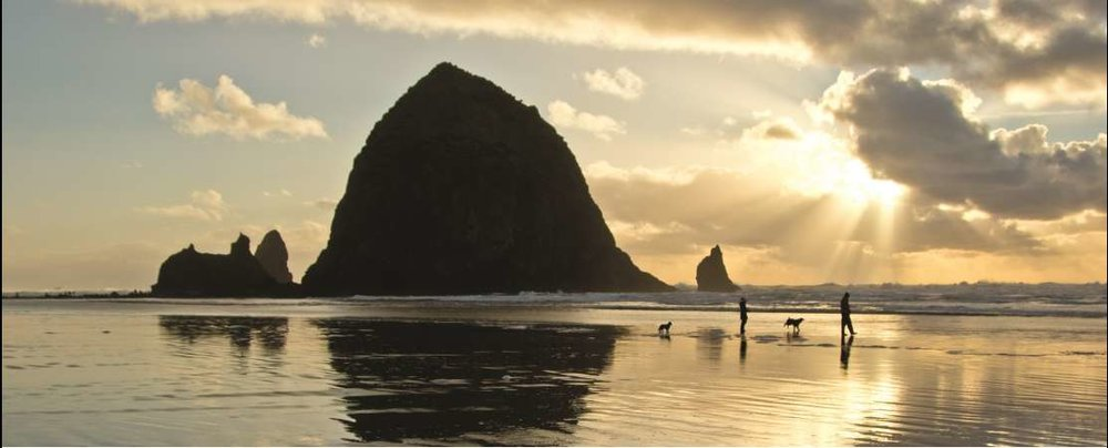Cannon Beach, OR - My favorite place to stay is the   Ocean Lodge   owned by my good friend Tom Drumheller.