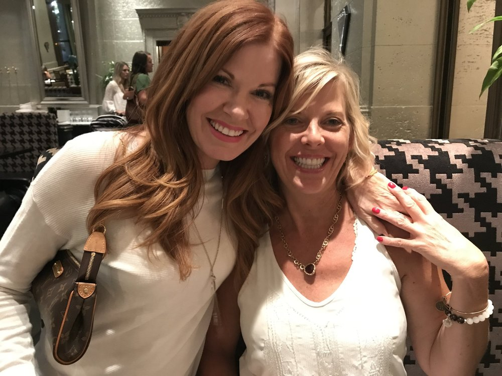 The beautiful Tiffany Peterson and me in Salt Lake City