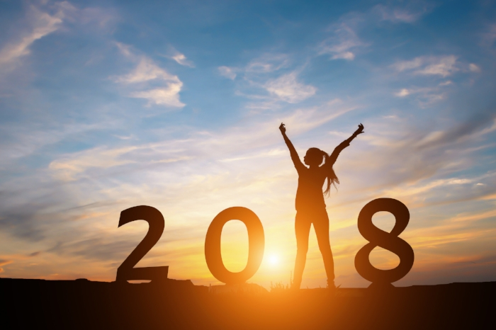 Lets make 2018 the best year ever!!