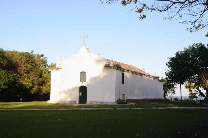 São João Batista church on the Quadrado | photo by Maleeha Sambur