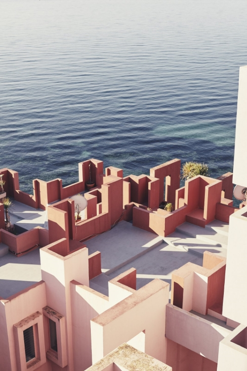La Muralla Roja by Ricardo Bofill - photo by Nacho Alegre.jpg