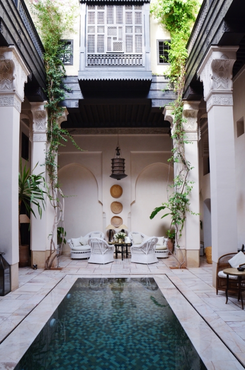 Riad Dixneuf la Ksour | photo by Maleeha Sambur