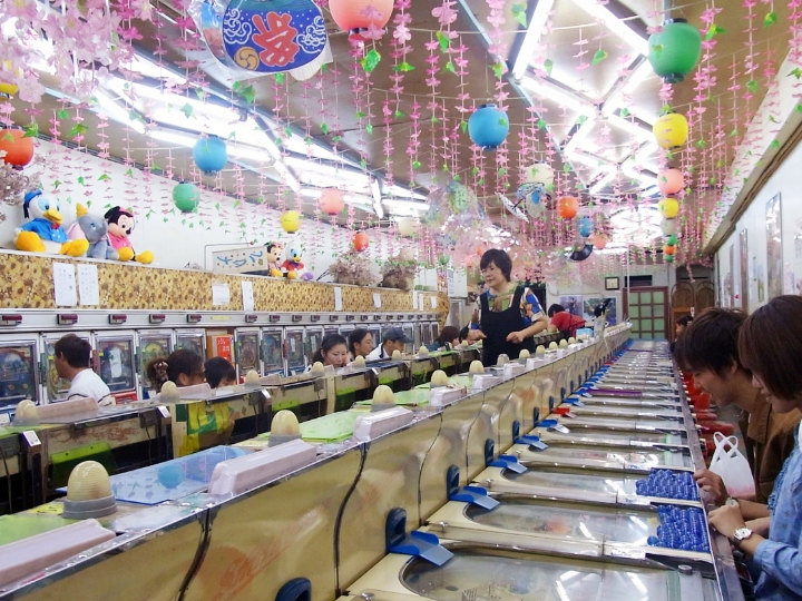 Game Shop in Asakusa