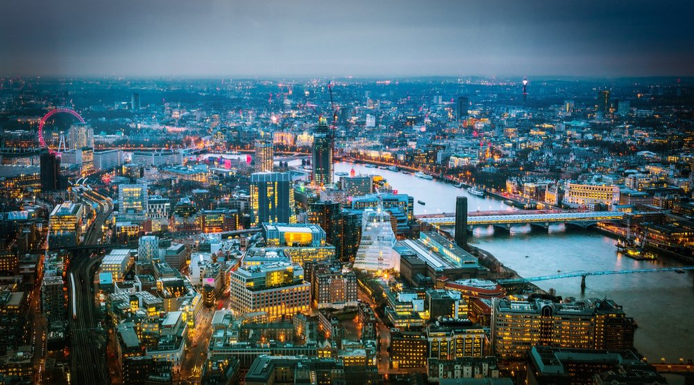 See: View from the Shard