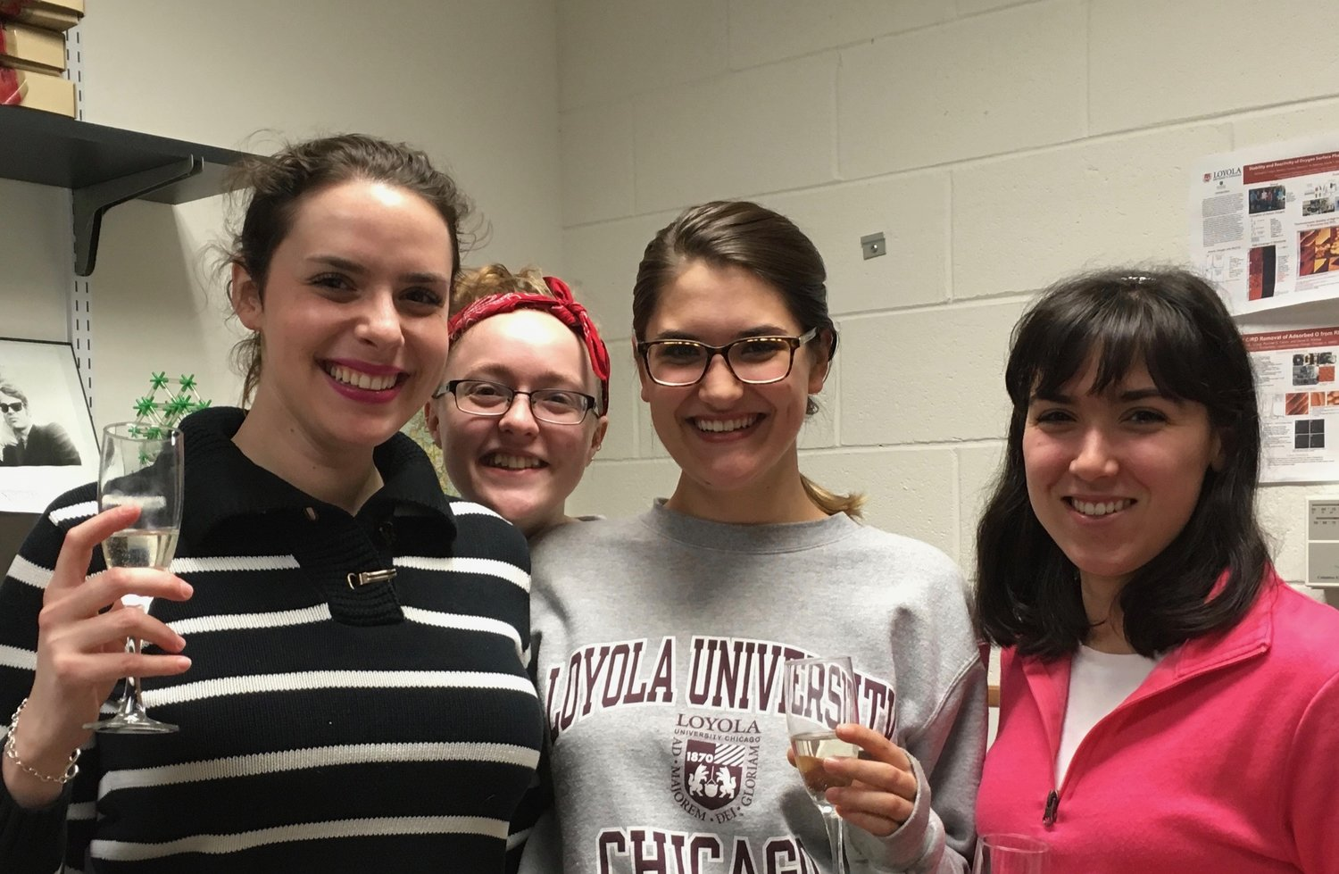 Killelea Lab at Loyola University Chicago