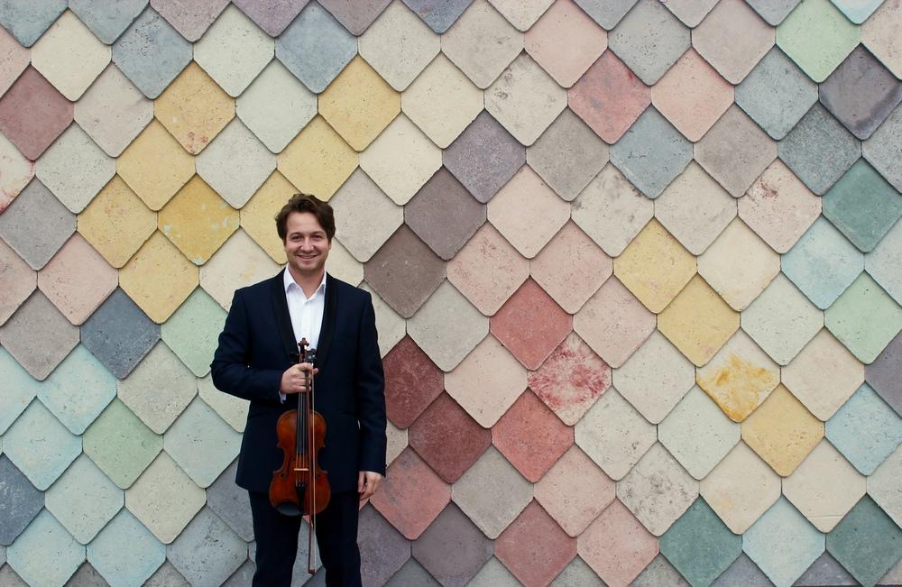 Alessandro Ruisi - Violin 1
