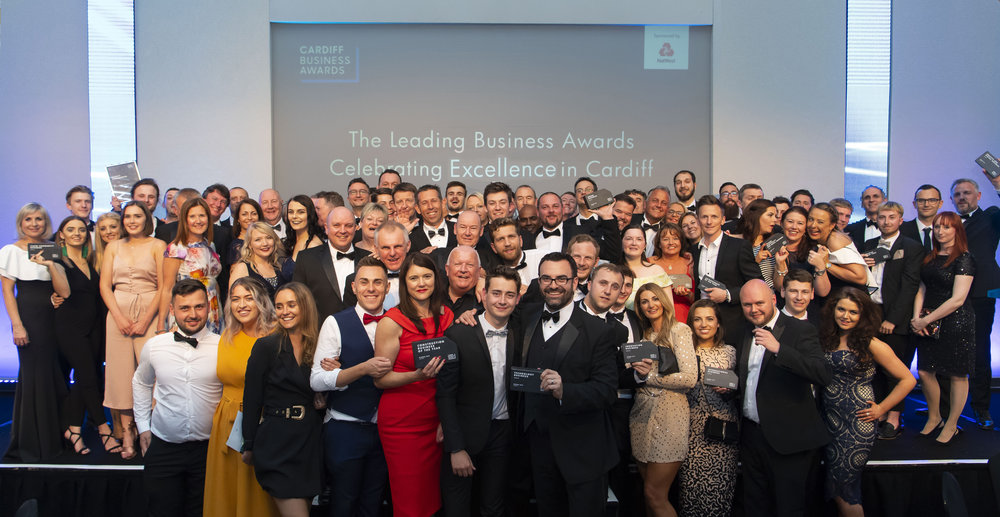 All the winners of the Cardiff Business Awards 2018