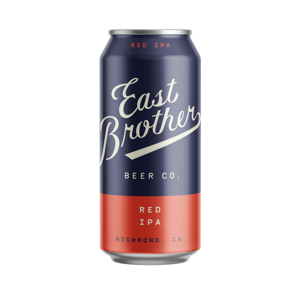 RED IPA - An easy-going American IPA with a distinctive malt balance _ ton of peach and stone fruit hop character.6.8% ABV.