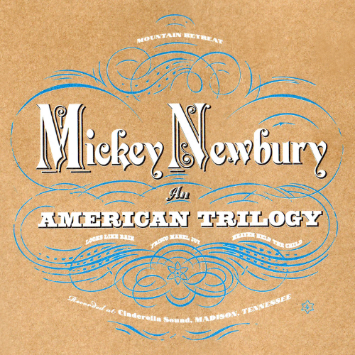 AN AMERICAN TRILOGY 4 CD BOX SET (CEC001R)