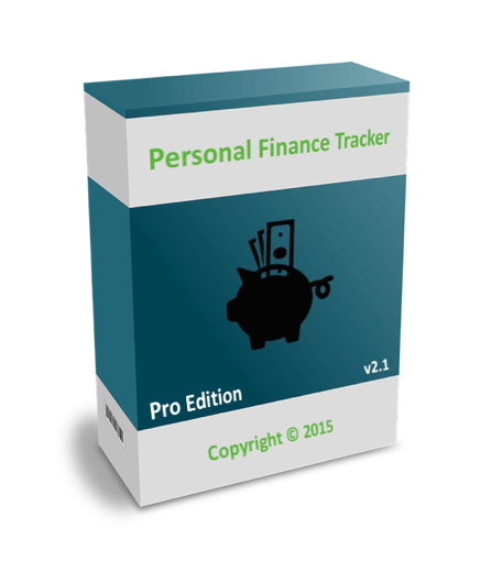 personal finance tracker pro purchase today