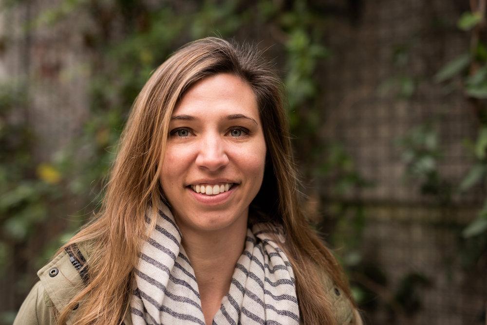 Alicia Reinhard, VP of Business Development