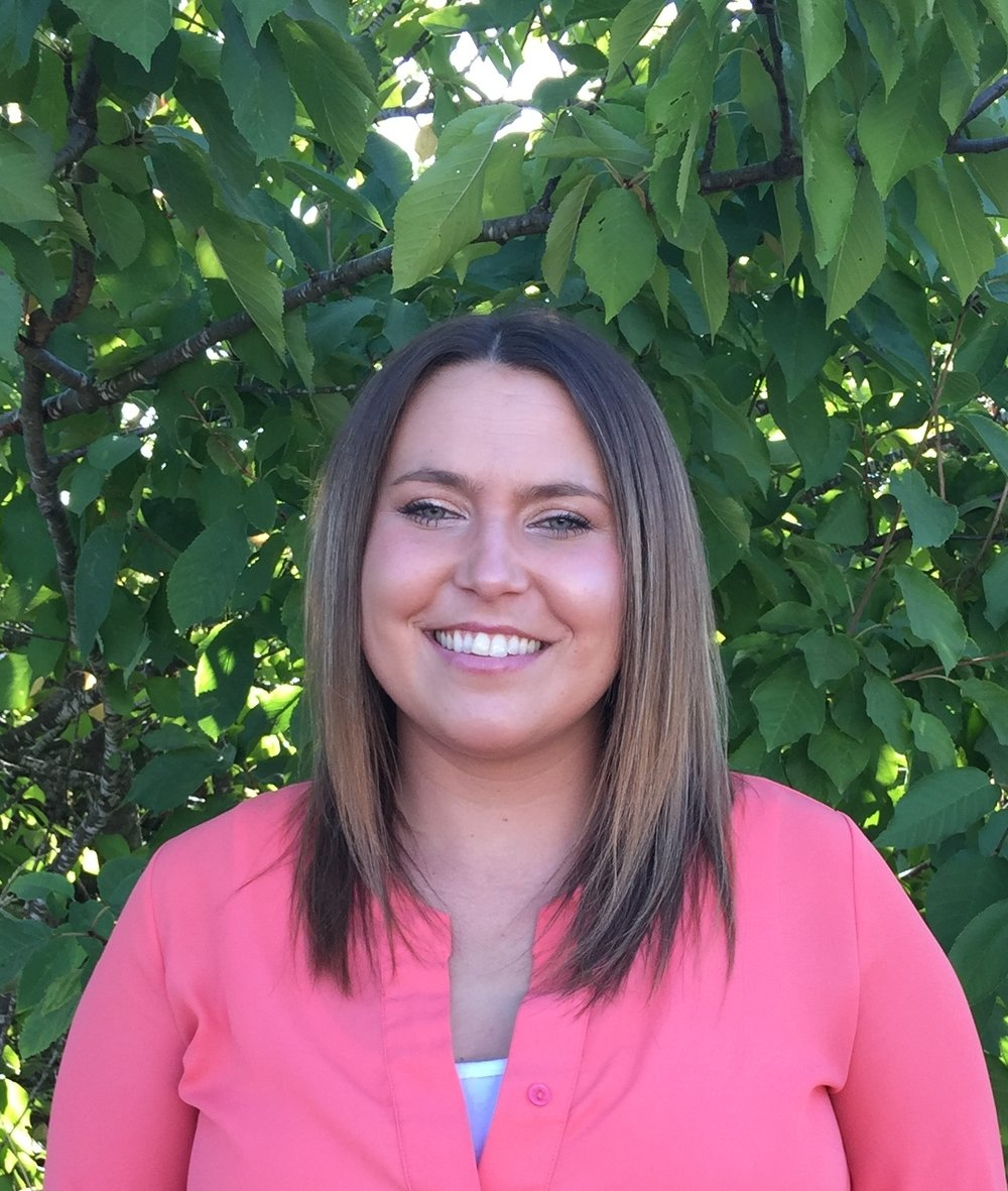 Courtney Tucker, Sales Account Manager