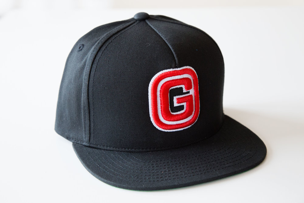 G Baseball Cap £25 - Click for other colourways