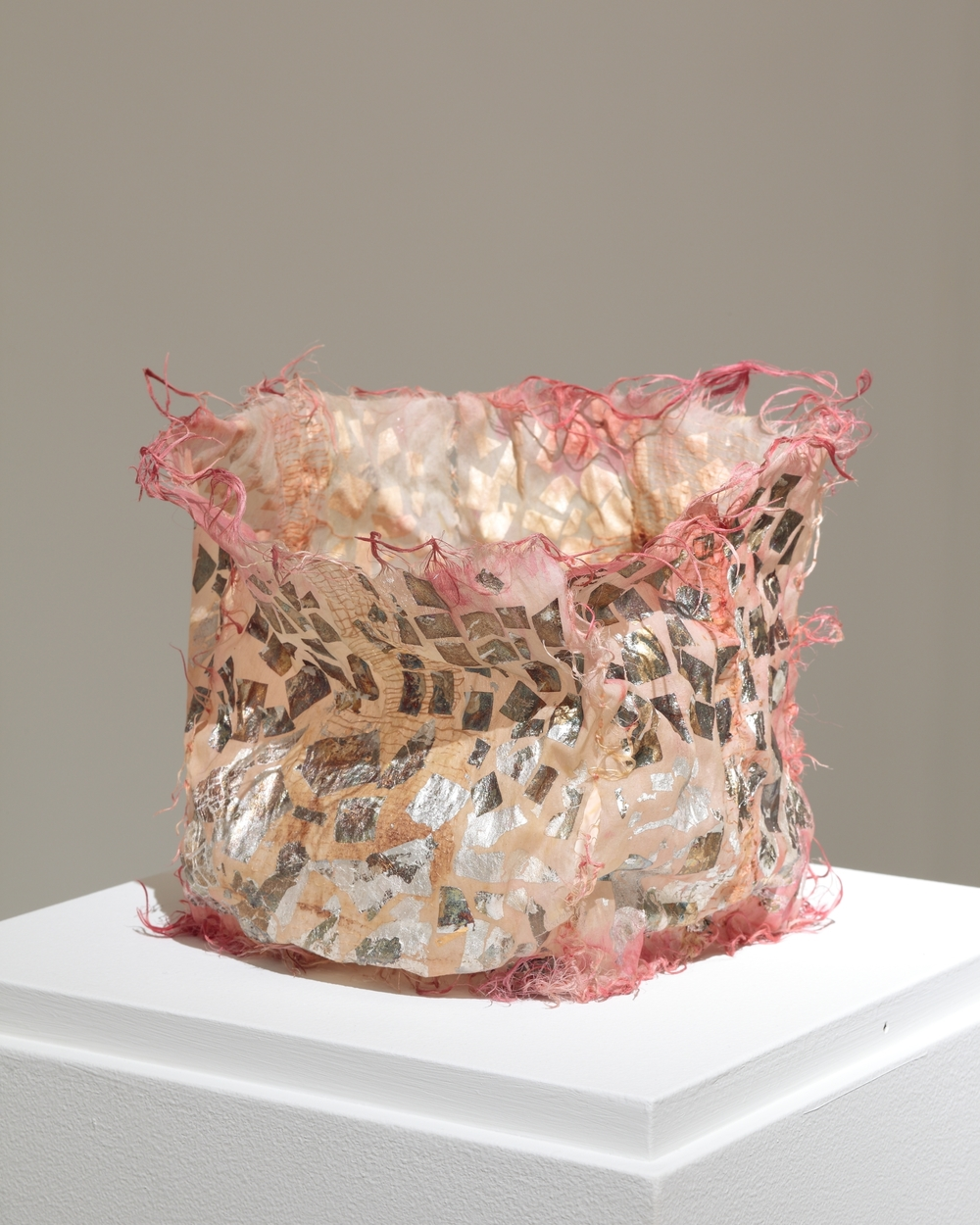 Pink and Silver Box, 1988