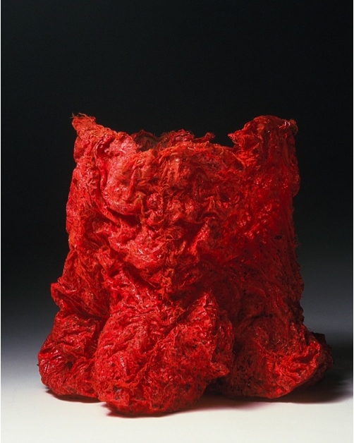 Red Torso Three, 2005
