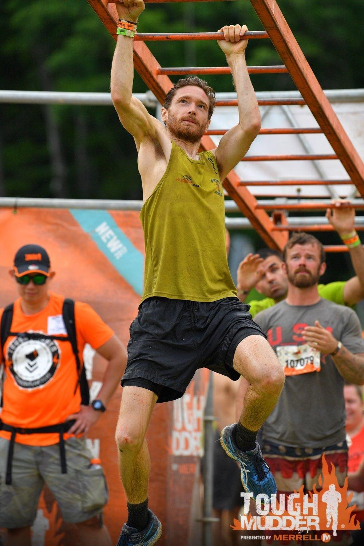 Matt crushing it (Proud babe moment :p)