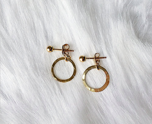 Circle Earrings - code: ANA10