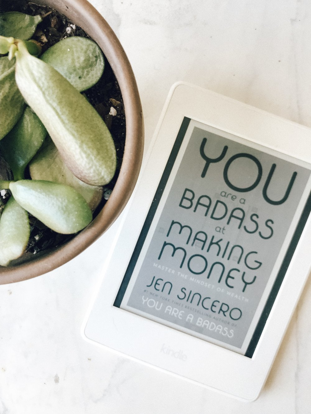 How to be a badass at making money