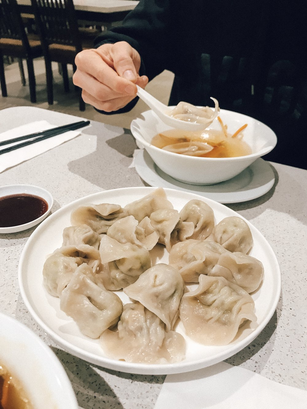 Steam Dumplings