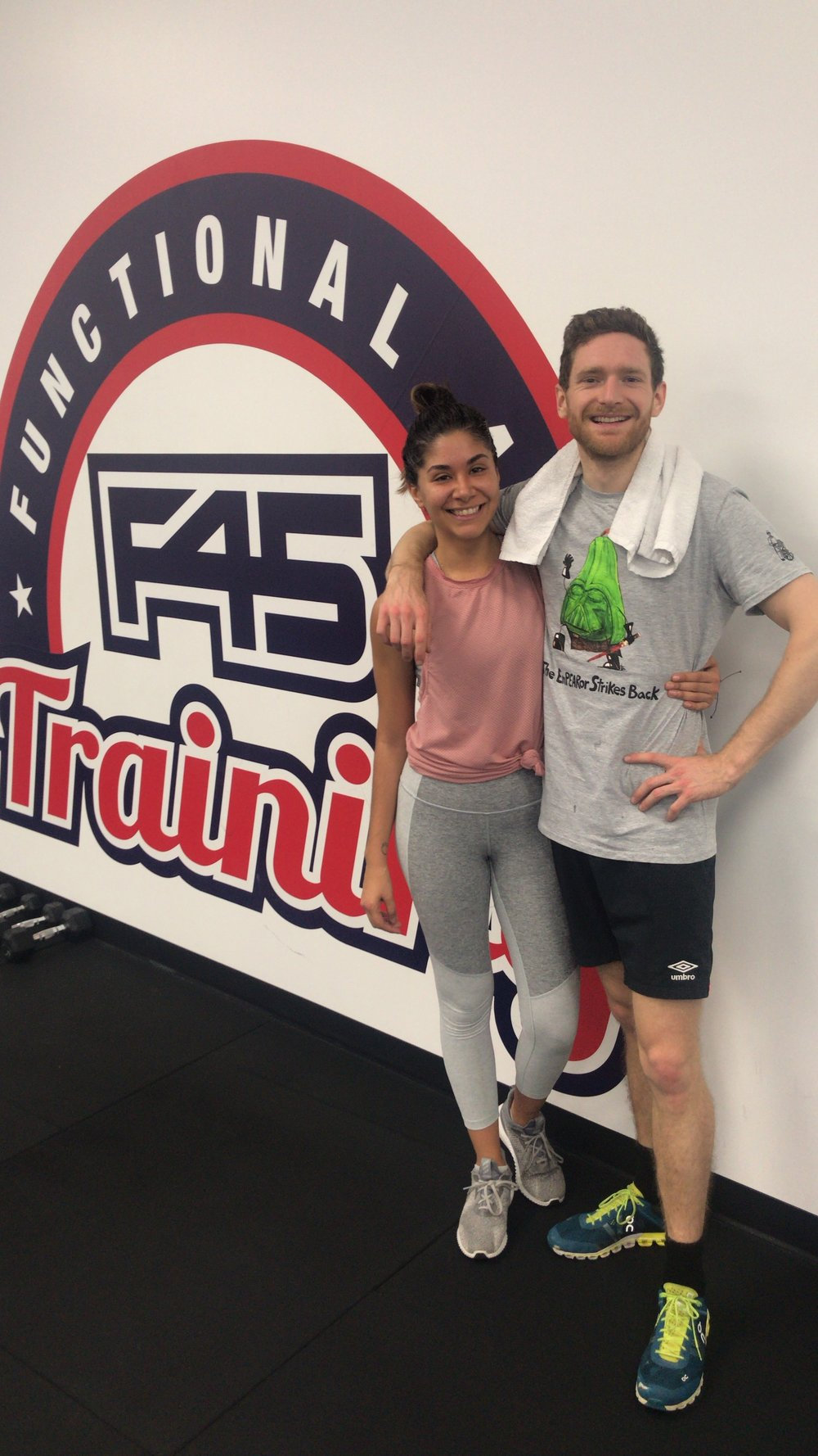 F45 Training Don Mills