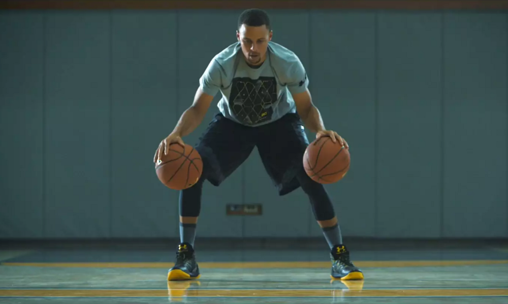 UnderArmour - Steph Curry 3