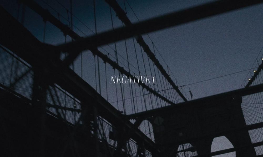 Negative 1