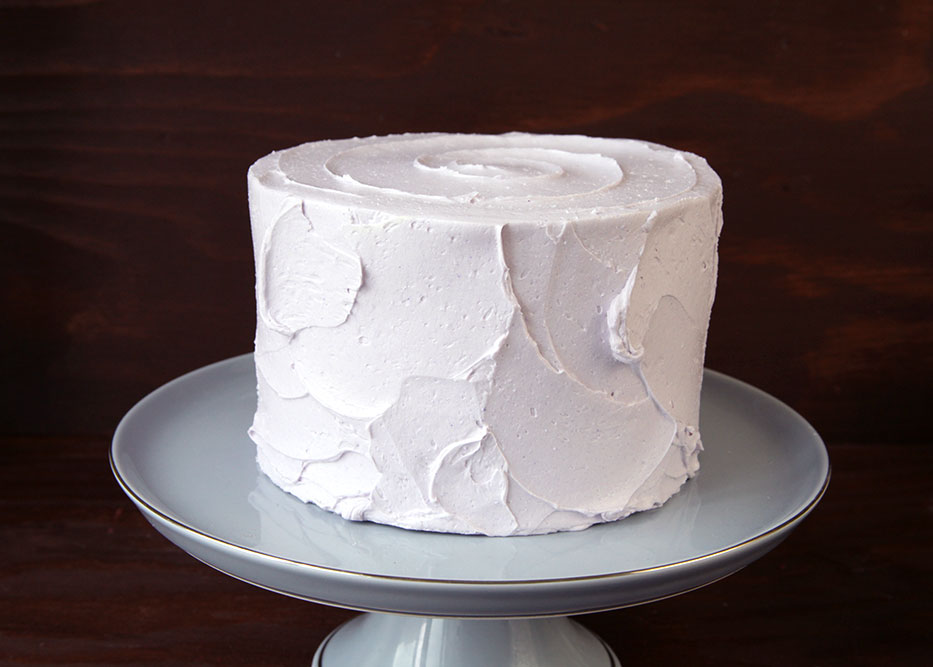How To Rough Ice A Cake