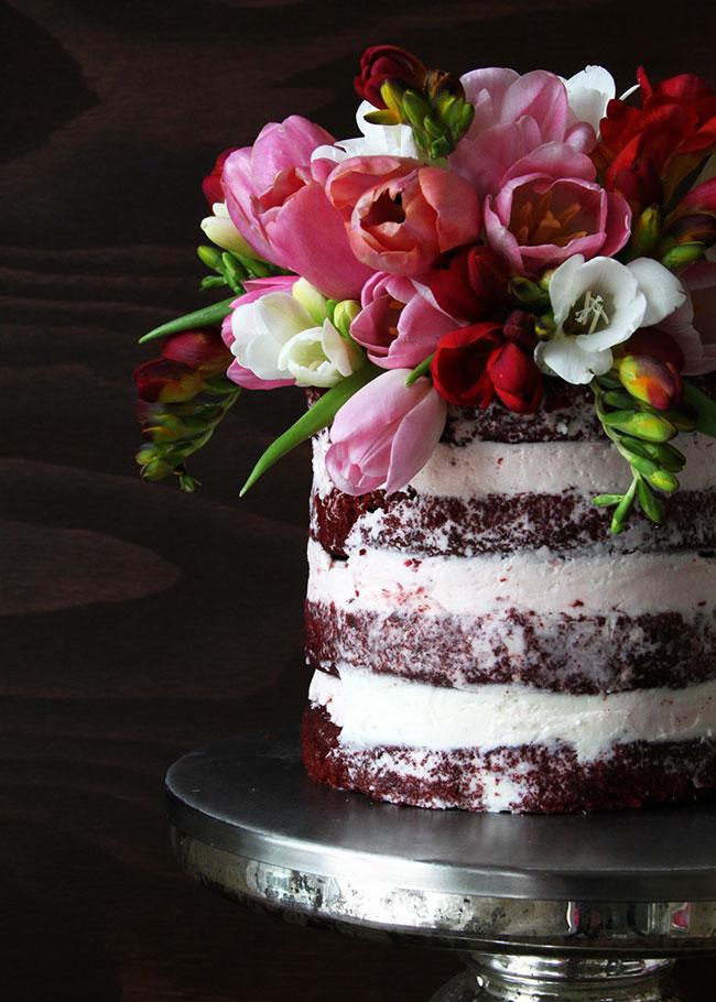 ARustic-Red-Velvet-Cake