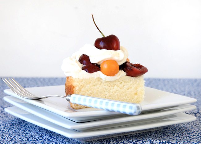 Cherry-Almond-Slice