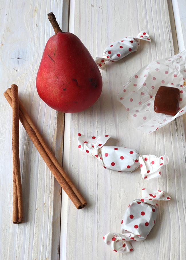 Pear-Caramel-cinnsticks