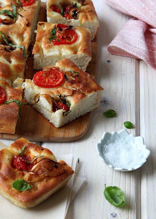 Tomato-Focacci-Sliced