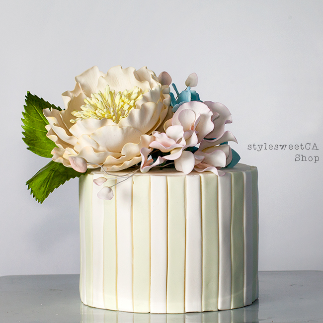 Floral-Mini-Cake Style-Sweet-CA