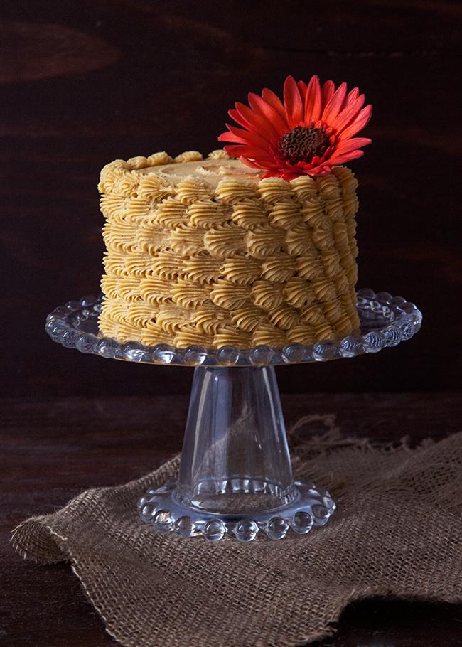 Chai-Pumpkin-Shell-Cake