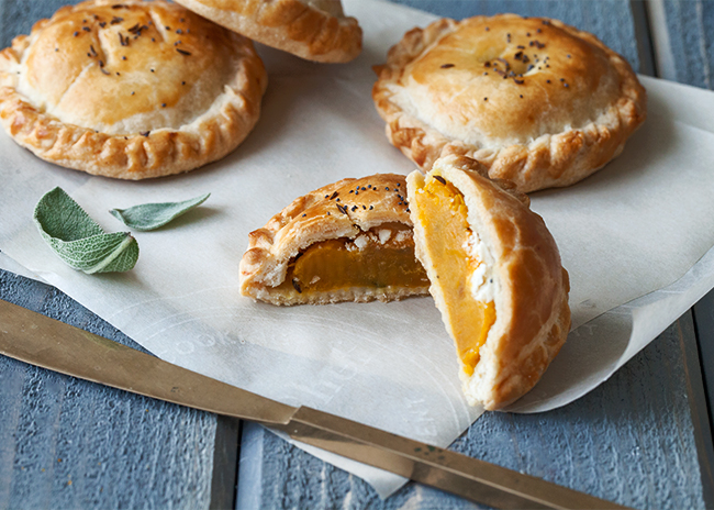 recipe: butternut squash goats cheese puff pastry [28]