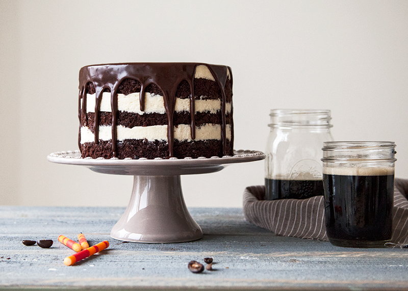 Grown Up Birthday Stout Cake Style Sweet Ca