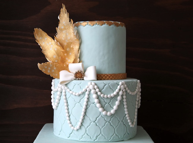 Great-Gatsby-Wedding-Cake