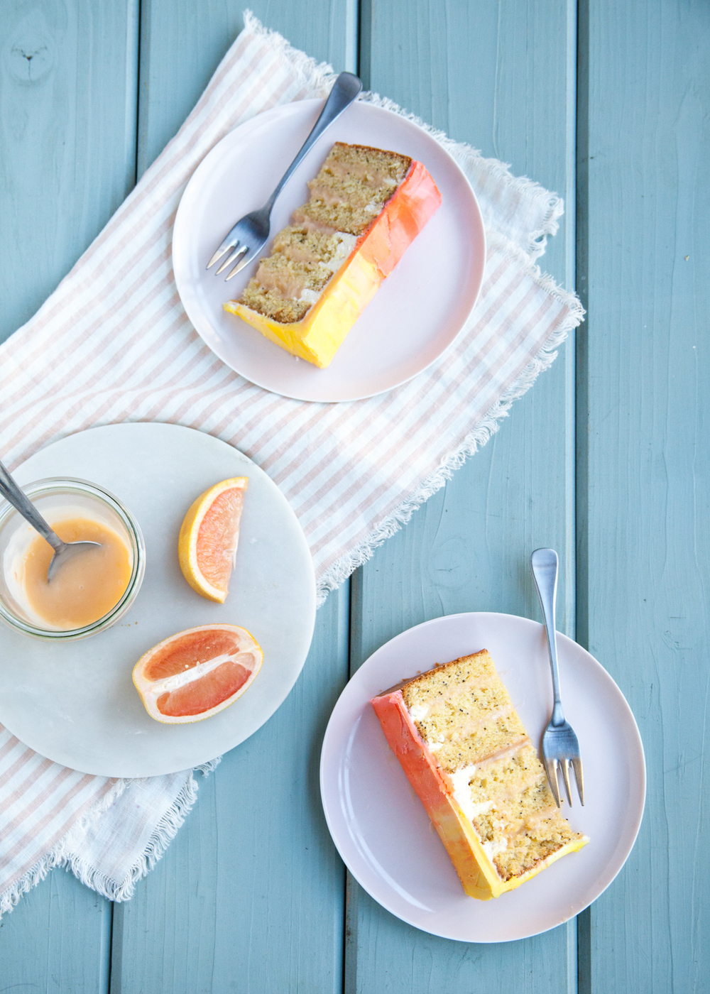 Grapefruit Cake Recipe
