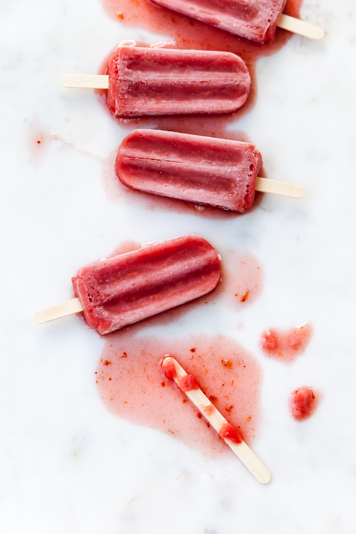 How to Photograph Ice Cream and Popsicles