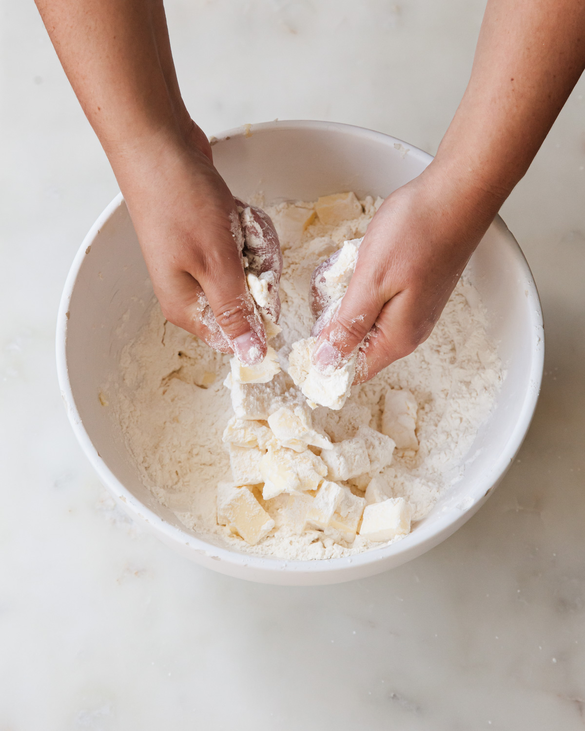 How To Make Pie Dough By Hand — Style Sweet