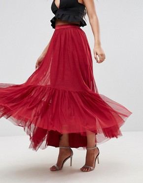 Red Tulle SKirt.jpg