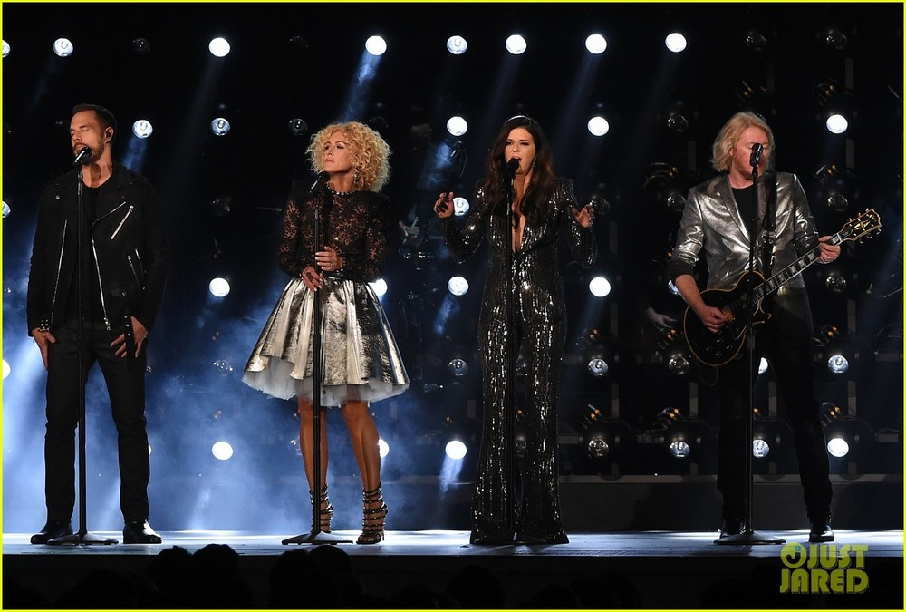 Little Big Town - JustJared.com