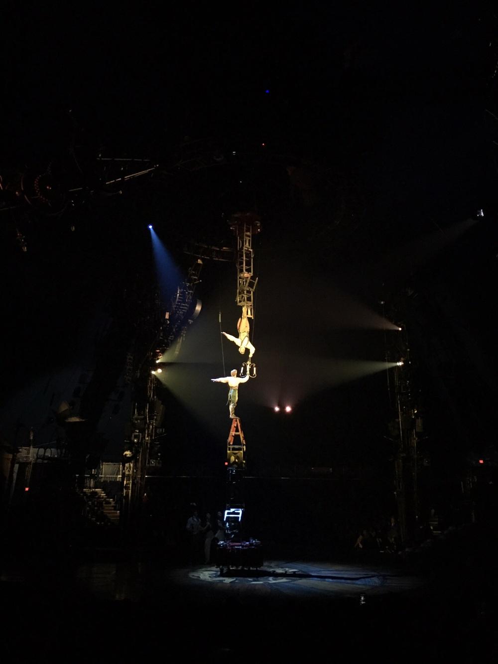 KURIOS by Cirque Du Soleil