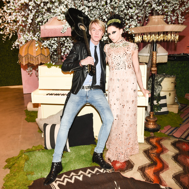 Ken Downing, Senior Vice President and Fashion Director, Neiman Marcus and Stacey Bendet, CEO & Creative Director of alice + olivia