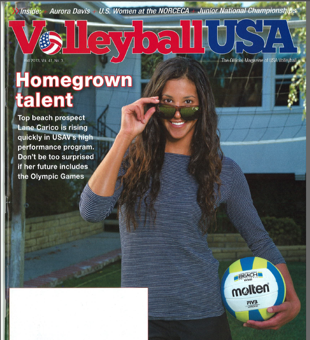 Volleyball USA Magazine